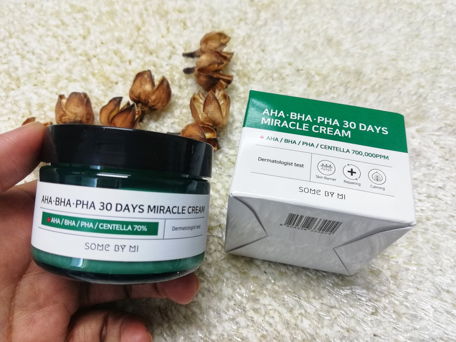 30 days miracle cream for acne
