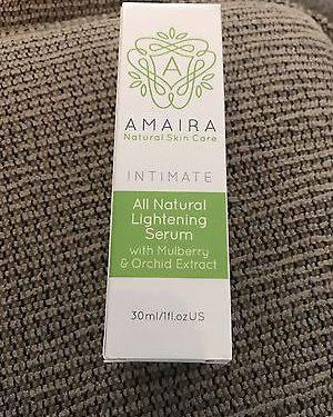 ما هو تأثير مصل Amaira على تفتيح البشرة؟