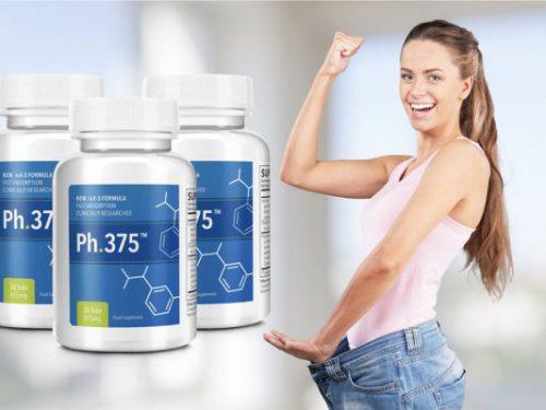 أفضل حبوب حرق الدهون لعام 2018 منتج Phen375