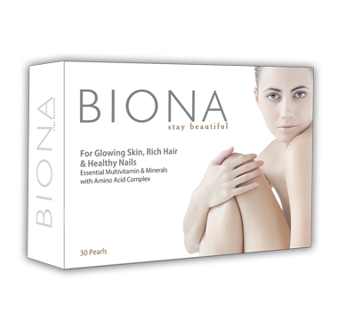 biona لتفتيح البشرة