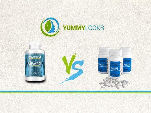 مقارنة بين منتجين لحرق الدهون فى الجسم Anvarol vs Phen375