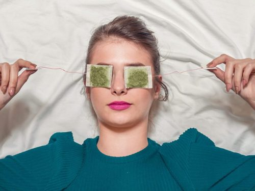 افضل طريقة لعلاج مشاكل العين و النفخ