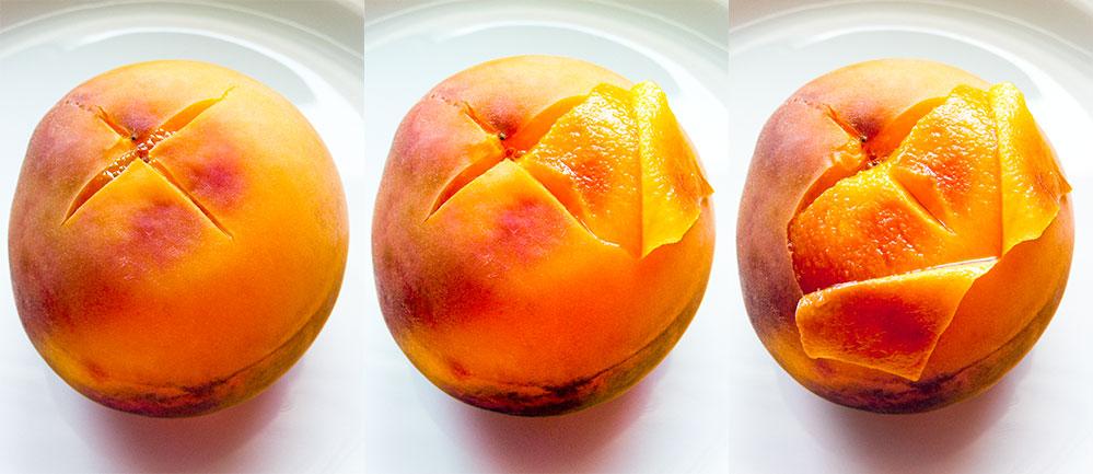 peachpeeling