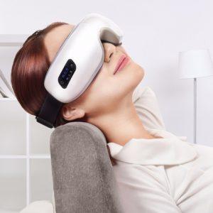 جهاز مساج العين